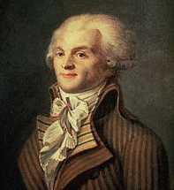 Encore un portrait de Robespierre
