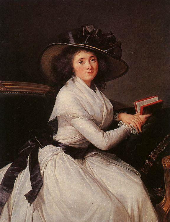 Bien-aimé Louise-Élisabeth Vigée, Madame Vigée-Lebrun (1755-1842) - La  CR11